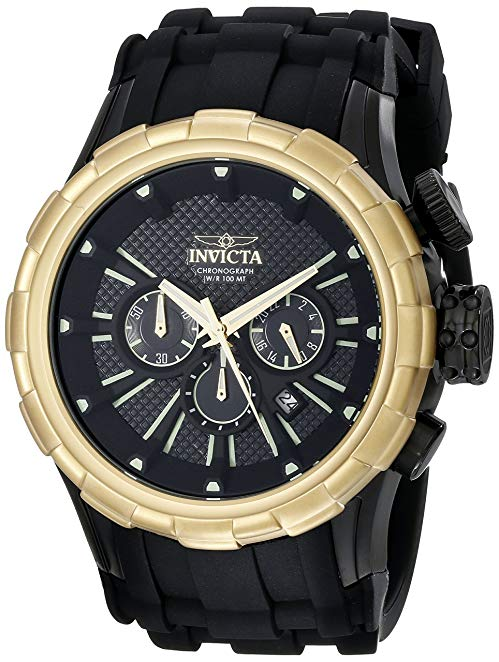 Invicta Men's 16976 I-Force Analog Display Quartz Black Watch
